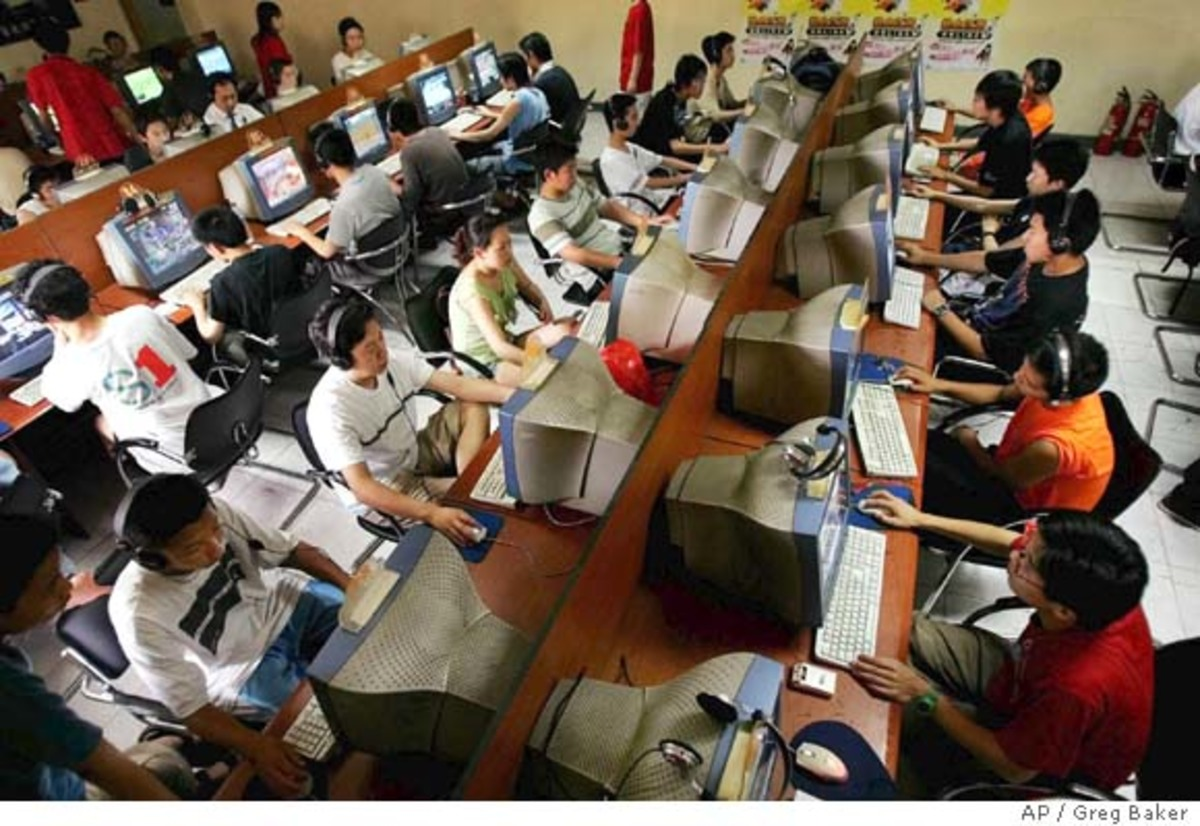 Κατάργηση βασανιστήριων στην Κίνα στους ιντερνετόπληκτους | Newsit.gr