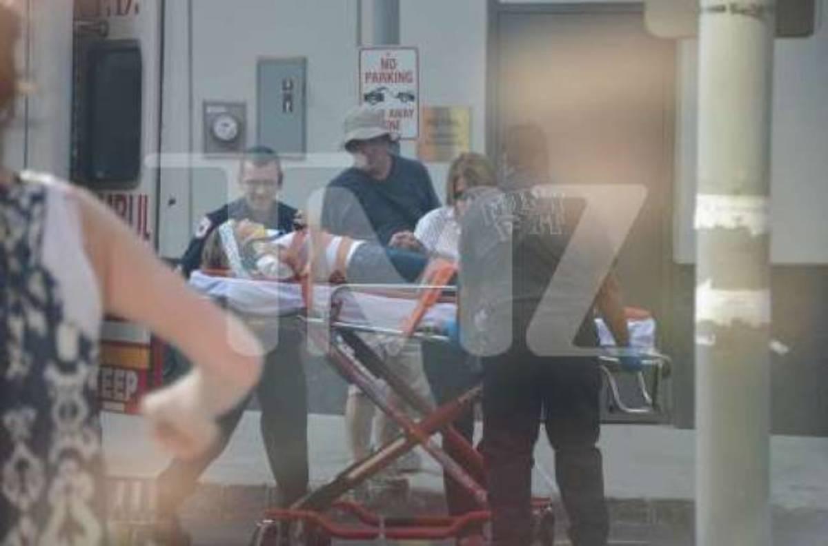 Ηθοποιός τραυματίστηκε στο κεφάλι κατά την διάρκεια γυρισμάτων | Newsit.gr