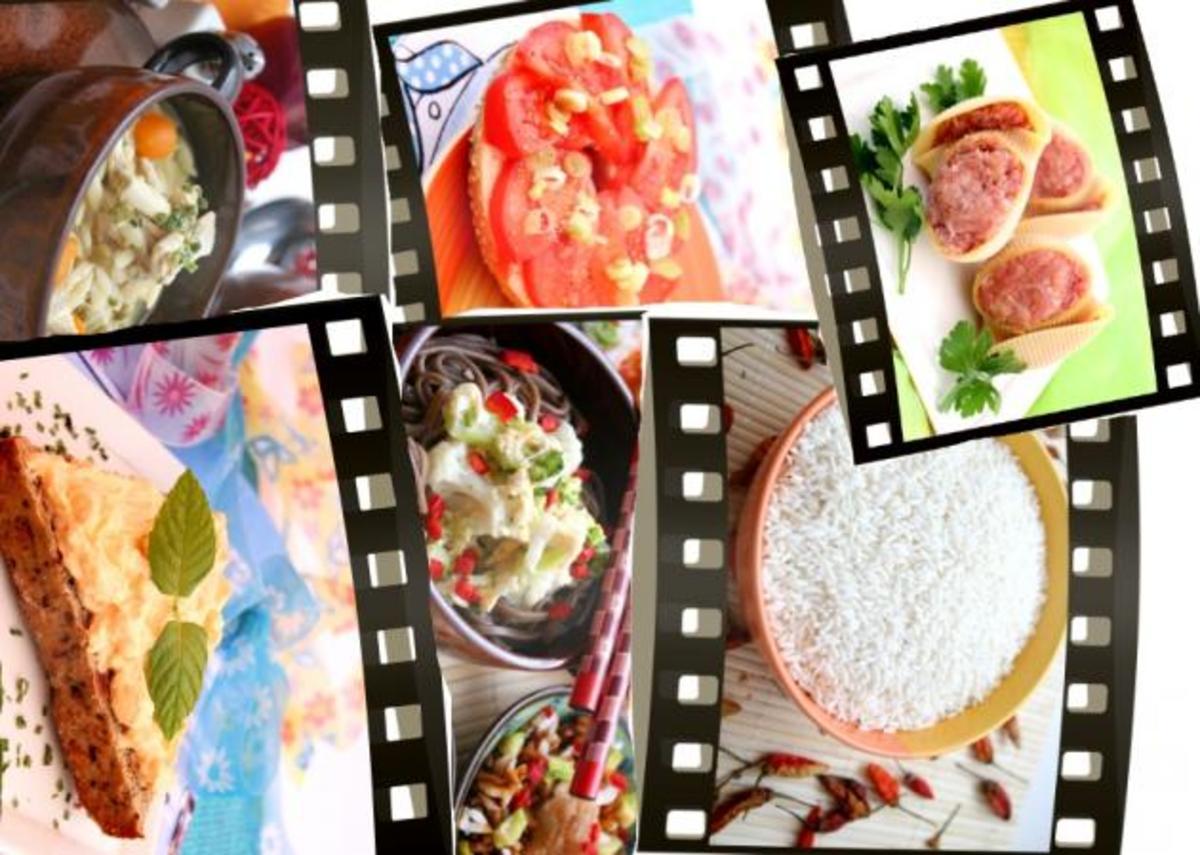 Συνταγές εμπνευσμένες από την μεγάλη οθόνη. Μία για κάθε μέρα της εβδομάδας! | Newsit.gr