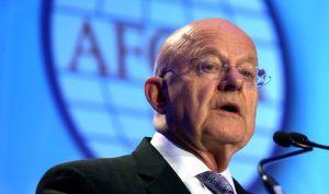 Παραιτήθηκε ο διευθυντής της NSA, Τζέιμς Κλάπερ