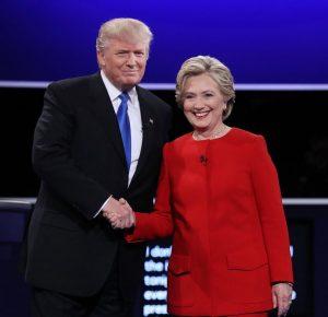 «Έσπασε» το twitter το debate Κλίντον – Τραμπ!