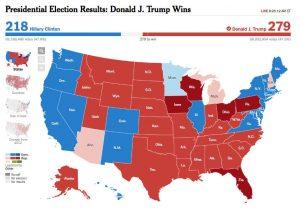 Εκλογές ΗΠΑ: Χίλαρι… Γκορ! Πρώτη σε ποσοστά και ψήφους αλλά ηττημένη