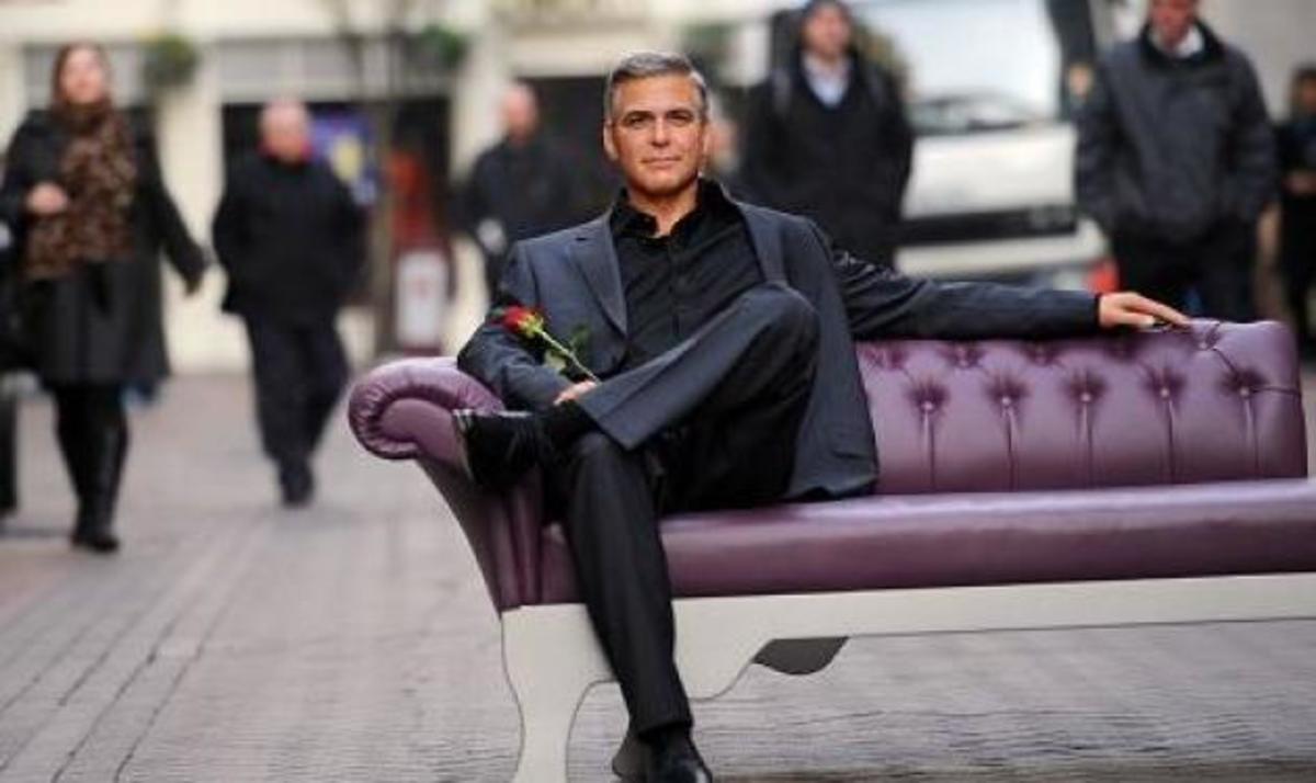 Κι όμως! Μπορείς να γιορτάσεις τον Άγιο Βαλεντίνο στην αγκαλιά του George Clooney!   Newsit.gr