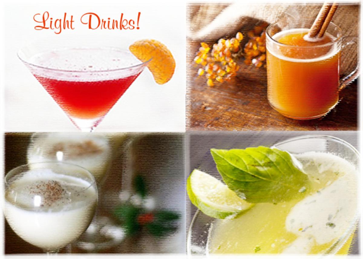 Συνταγές για φθινοπωρινά cocktails που δεν ξεπερνούν τις 200 θερμίδες… | Newsit.gr