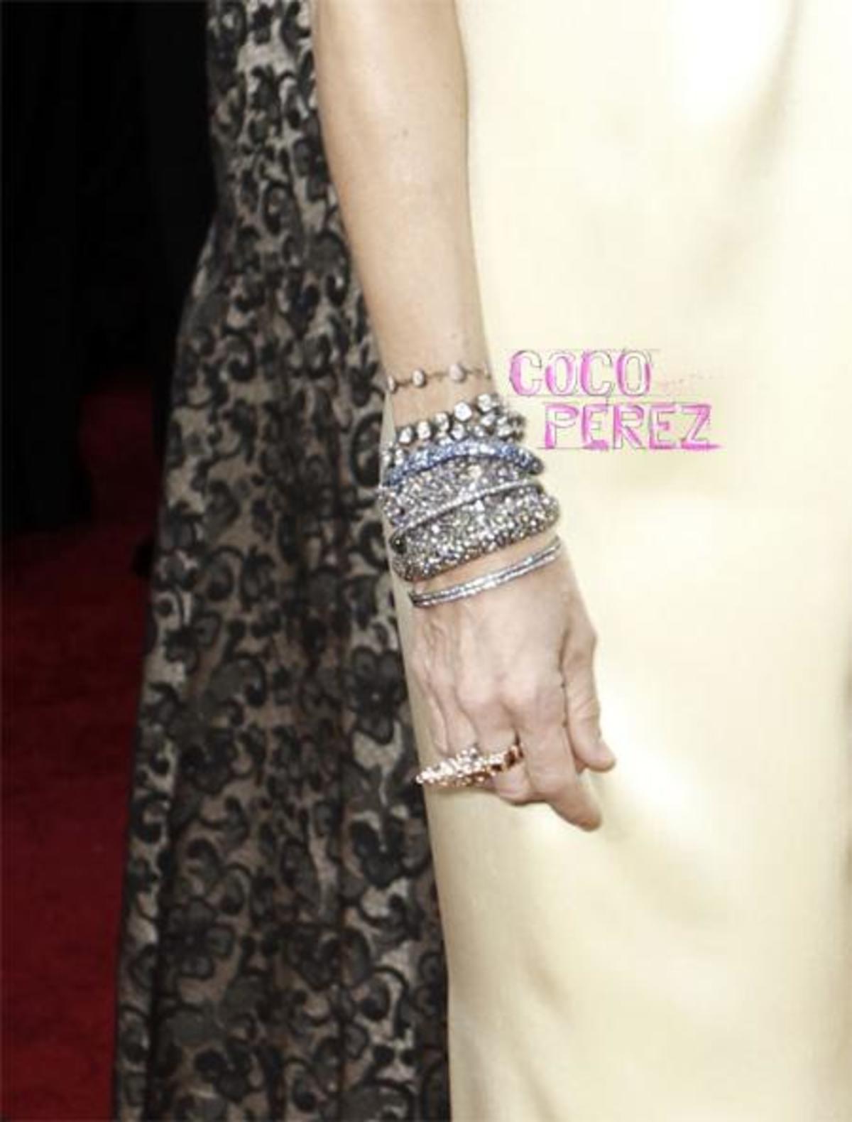 Το νέο Chanel τατουάζ της Sarah Jessica Parker!   Newsit.gr