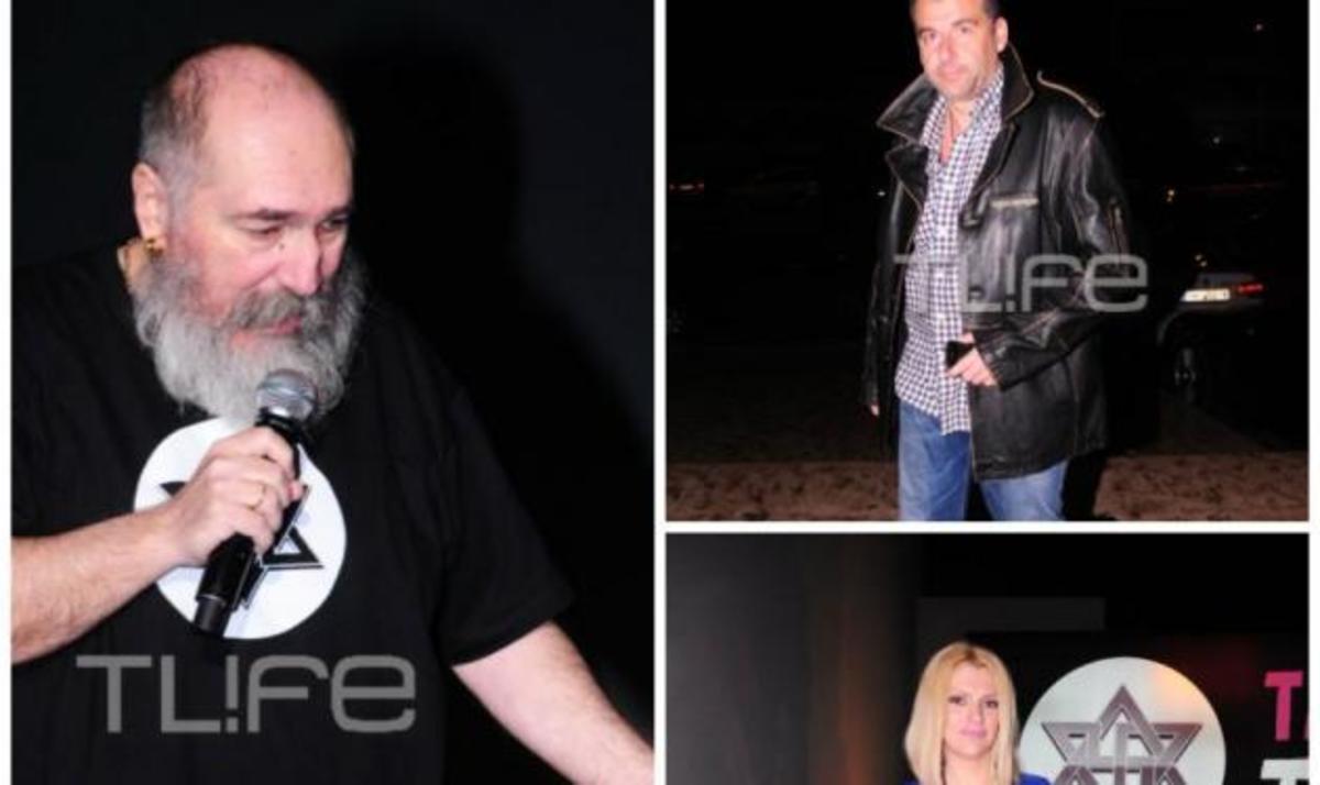 Τζίμης Πανούσης is back! Ποιοι διάσημοι διασκέδασαν στην πρεμιέρα του | Newsit.gr