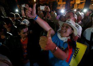 Κολομβία: Κι όμως, ψήφισαν κατά της ειρήνης!