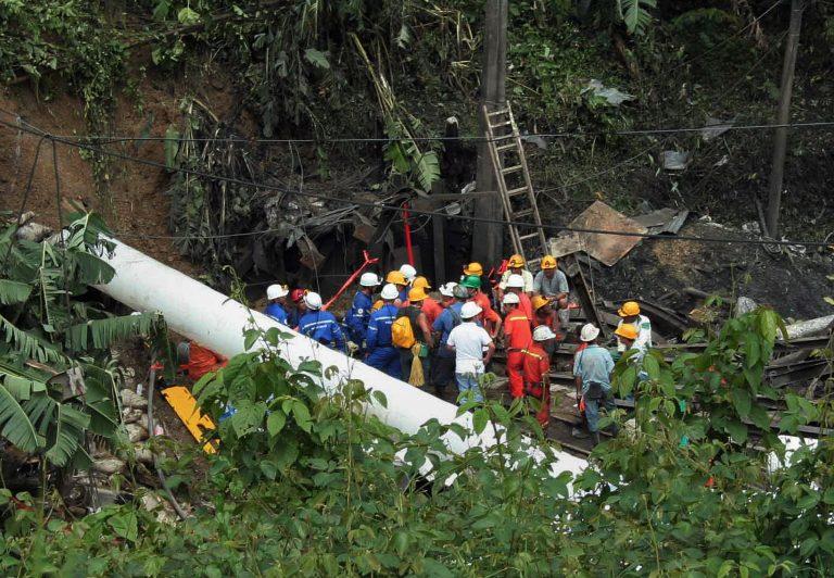 Κολομβία: Επίλογος στην τραγωδία με τους 73 νεκρούς | Newsit.gr