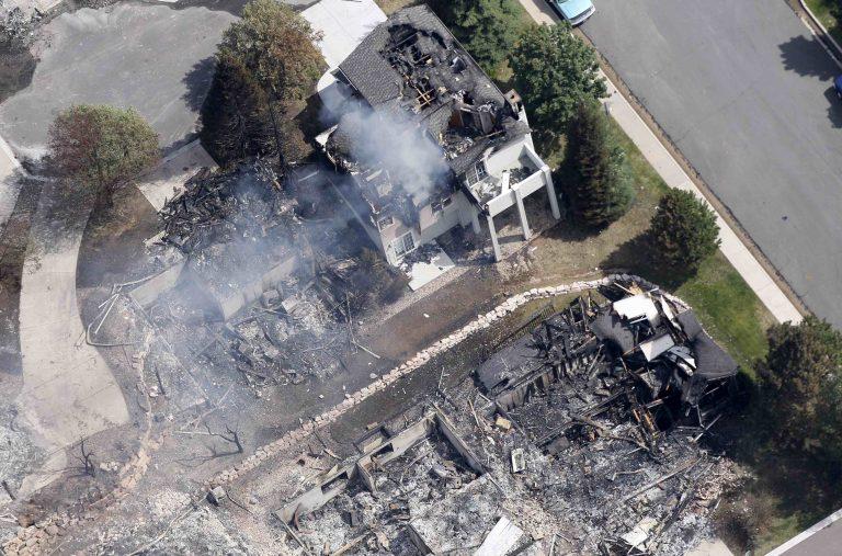Ένας νεκρός, 350 σπίτια καμμένα στο Κολοράντο – Σε κατάσταση καταστροφής η πολιτεία   Newsit.gr