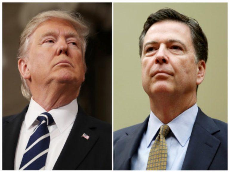 Τραμπ για… FBI-Gate: «Ήταν φιγουρατζής ο Κόμεϊ! Θα τον απέλυα σίγουρα» | Newsit.gr