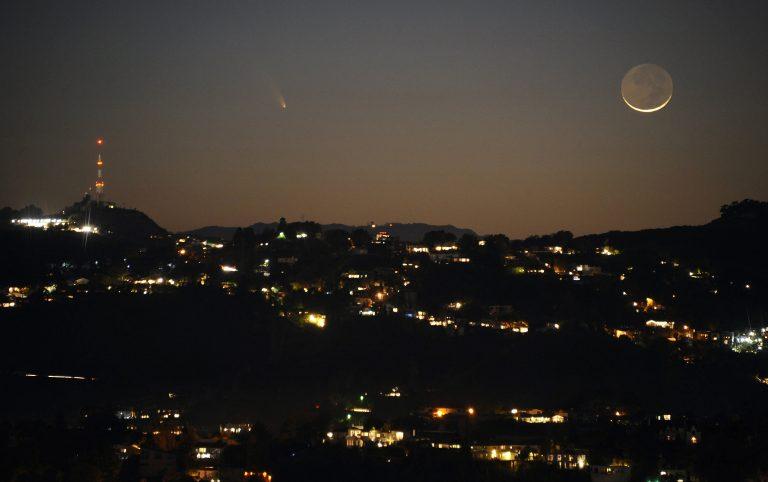 Αυτός είναι ο κομήτης που θα είναι απόψε ορατός και στην Ελλάδα (ΦΩΤΟ – VIDEO) | Newsit.gr