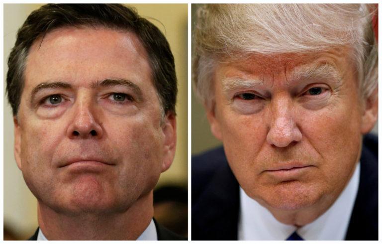 Στεγνό «καθάρισμα»! Ο Τράμπ απέλυσε τον διευθυντή του FBI! | Newsit.gr