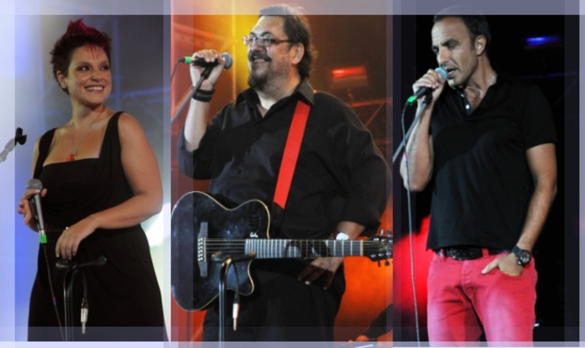 To TLIFE στη μεγάλη συναυλία του Λ. Μαχαιρίτσα στο Καλλιμάρμαρο! Φωτογραφίες | Newsit.gr