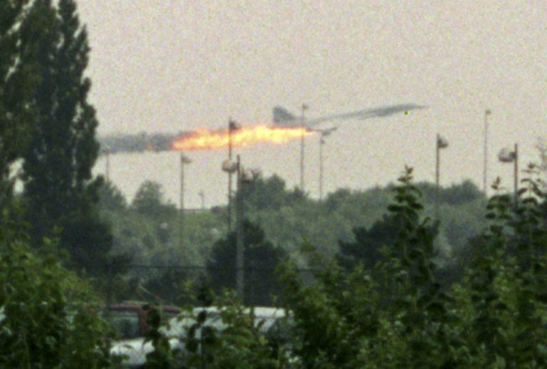 Άρχισε η δίκη για τη συντριβή του Concorde στην Γαλλία | Newsit.gr