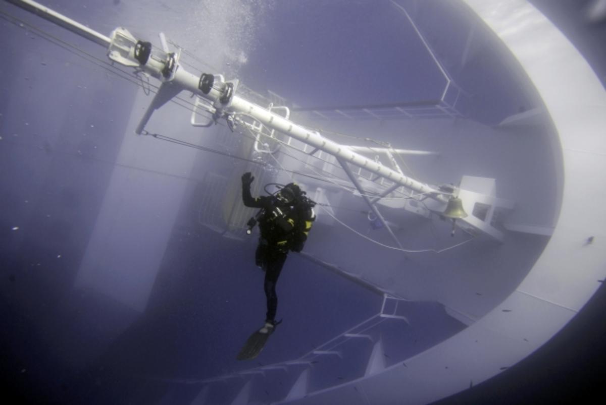 Costa Concordia: Το ναυάγιο με τα μάτια των δυτών που ψάχνουν επιζώντες – Ζητούν να πάρουν πίσω την αποφυλάκιση Σκετίνο | Newsit.gr