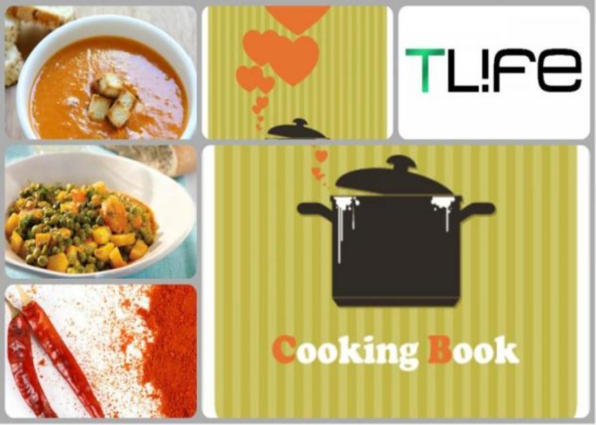Τι θα φάμε σήμερα; Ξεφύλλισε το e-book του TLIFE με τις συνταγές της εβδομάδας… | Newsit.gr