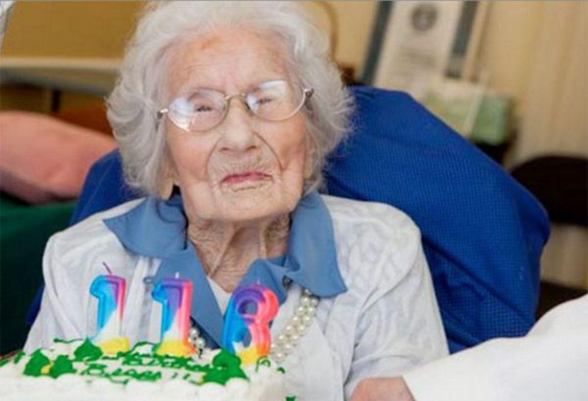 Πέθανε η γηραιότερη γυναίκα του κόσμου   Newsit.gr