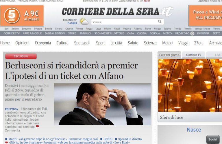 Επιστρέφει δριμύτερος ο Σίλβιο – Θα είναι ξανά υποψήφιος πρωθυπουργός! | Newsit.gr