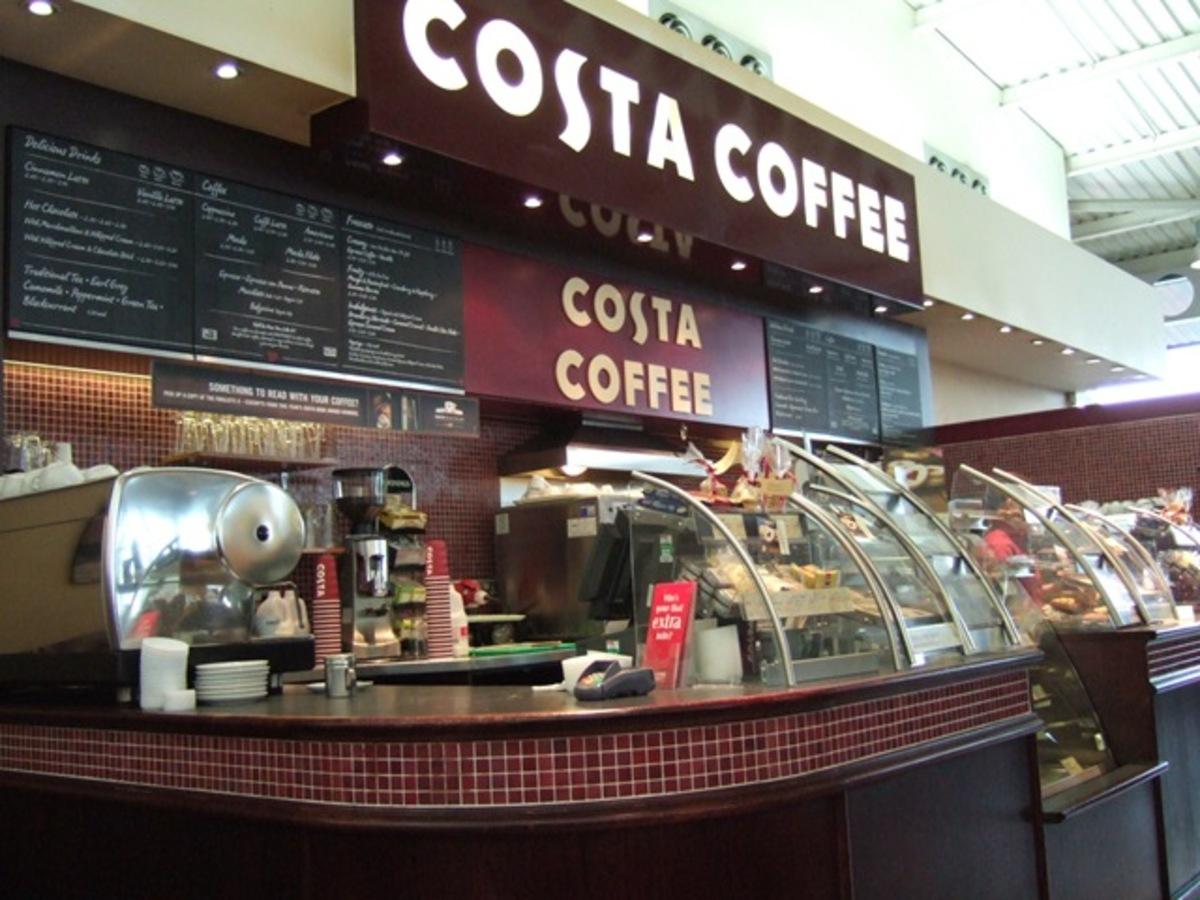 Κλείνουν τα Costa Coffee | Newsit.gr