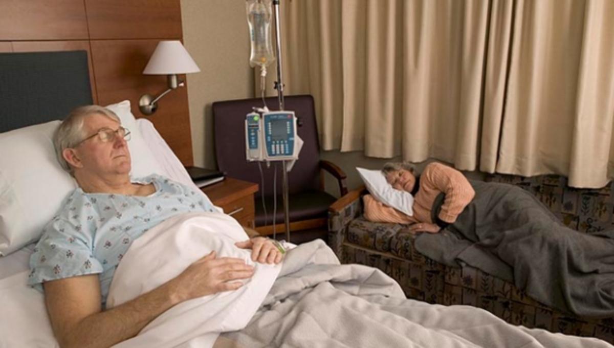 Γιατί οι παντρεμένοι έχουν καλύτερα αποτελέσματα μετά από μια εγχείρηση; | Newsit.gr