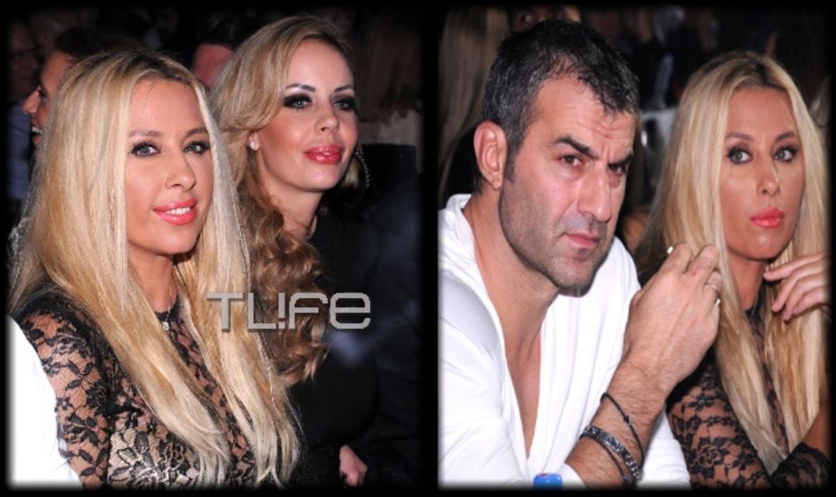 Γ. Μάστροκώστα – Ι. Λίλη: Διασκέδασαν με τους συζύγους τους στα μπουζούκια! Φωτογραφίες | Newsit.gr