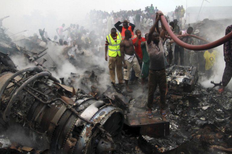 153 νεκροί και χάος στη Νιγηρία – Ανείπωτη αεροπορική τραγωδία (ΦΩΤΟ & VIDEO) | Newsit.gr