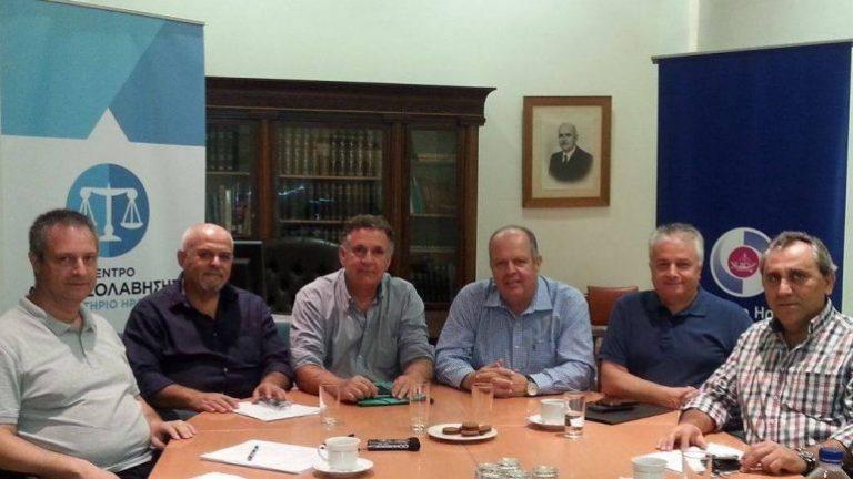 Αυτό είναι το νέο Διοικητικό Συμβούλιο στο Δίκτυο Κρητικού Ελαιόλαδου | Newsit.gr