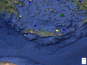 Σεισμός 4,5 Ρίχτερ αναστάτωσε την Κρήτη τα ξημερώματα!