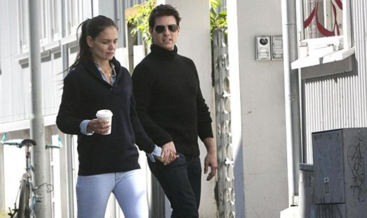 T. Cruise – K. Holmes: Η τελευταία κοινή τους εμφάνιση πριν το διαζύγιο! | Newsit.gr