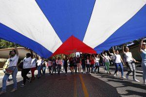 LIVE – Η Κούβα αποχαιρετά τον Φιντέλ Κάστρο