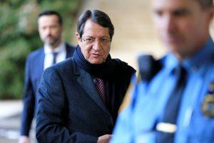 Κυπριακό: Περιμένουμε χάρτες, δήλωσε ο Αναστασιάδης