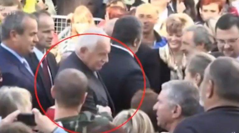«Πυροβόλησαν» τον πρόεδρο της Τσεχίας – ΒΙΝΤΕΟ | Newsit.gr