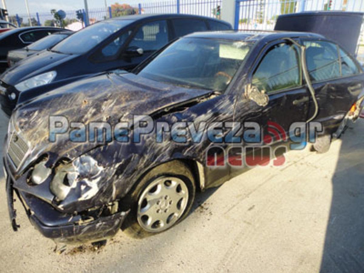 Πρέβεζα: To τροχαίο ατύχημα αποκάλυψε 30 κιλά χασίς – Δείτε φωτό! | Newsit.gr