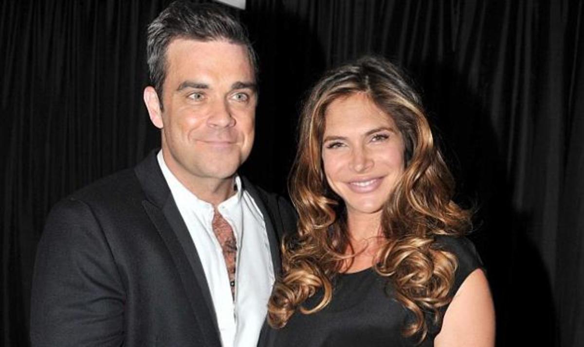 Robbie Williams: Έγινε μπαμπάς! | Newsit.gr