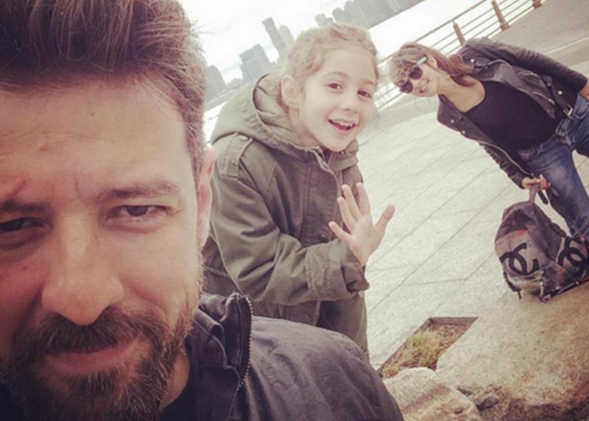 Αγγελική Δαλιάνη – Μάνος Παπαγιάννης: Ταξίδι στην Αμερική με την κόρη τους [pics] | Newsit.gr