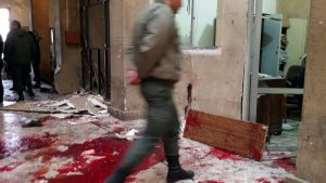 Νέα τρομοκρατικό χτύπημα μετά την επίθεση αυτοκτονίας στη Δαμασκό