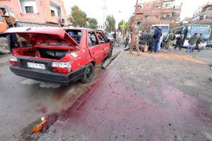 Πλημμύρισε με αίμα η Δαμασκός! Διπλή βομβιστική επίθεση με 40 νεκρούς [pics, vids]