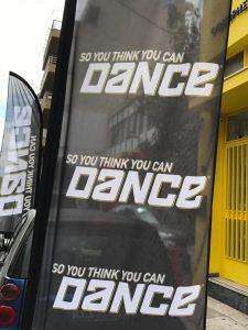 Από το «Παρτάλι» στο «So You Think You Can Dance»