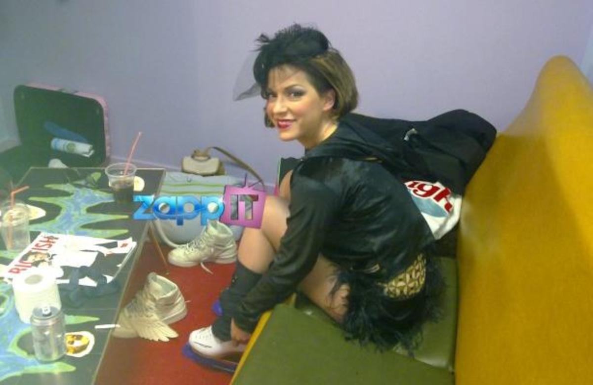Δείτε φωτογραφίες λίγο πριν την έναρξη του Dancing On Ice!   Newsit.gr