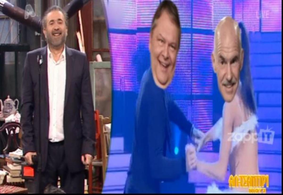 Και οι πολιτικοί πάνε στο  » Dancing with the stars»   Newsit.gr