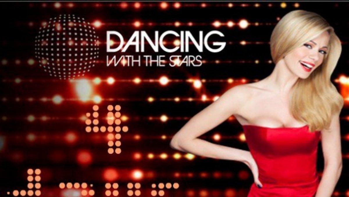 Η ουσία και ο… μπακλαβάς γωνία με το «Dancing with the stars»!   Newsit.gr