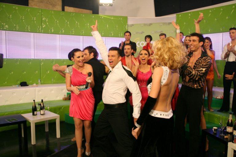 Το «Dancing with the stars»… χόρεψε το MEGA | Newsit.gr
