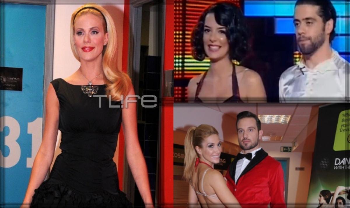 Το TLIFE στα παρασκήνια του 2ο live του Dancing! Φωτογραφίες | Newsit.gr