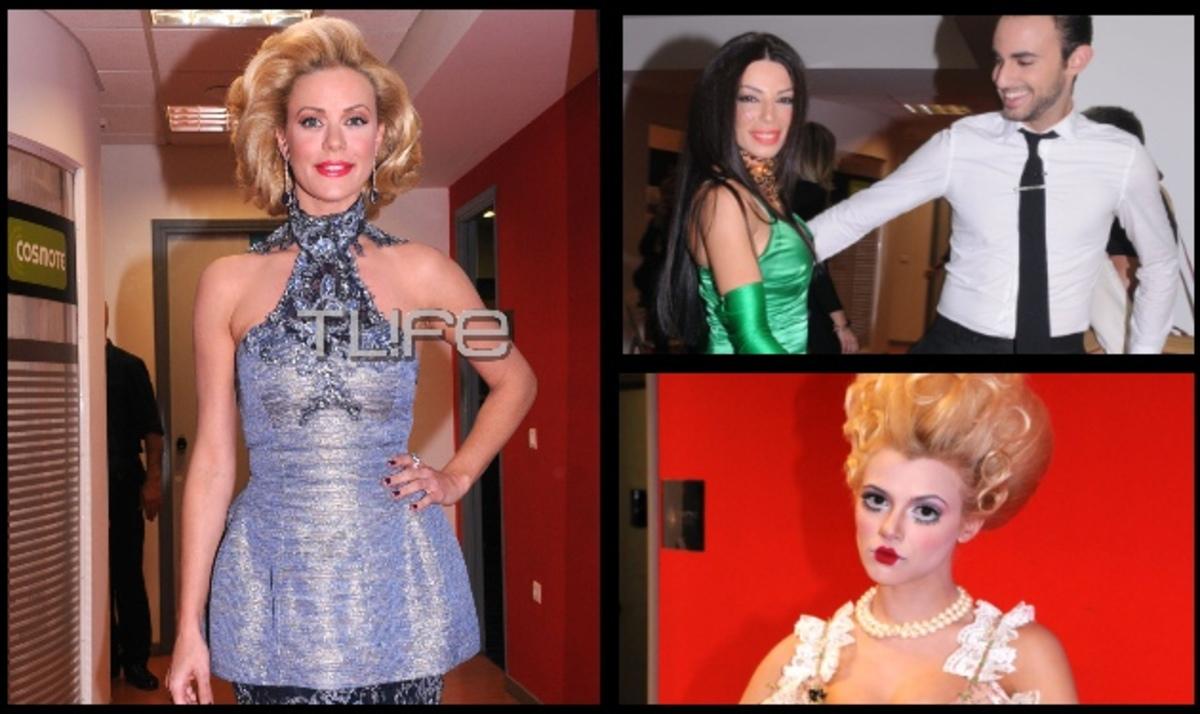 DWTS 3: Όλα όσα έγιναν πίσω από τις κάμερες του 5ου live! Φωτογραφίες | Newsit.gr