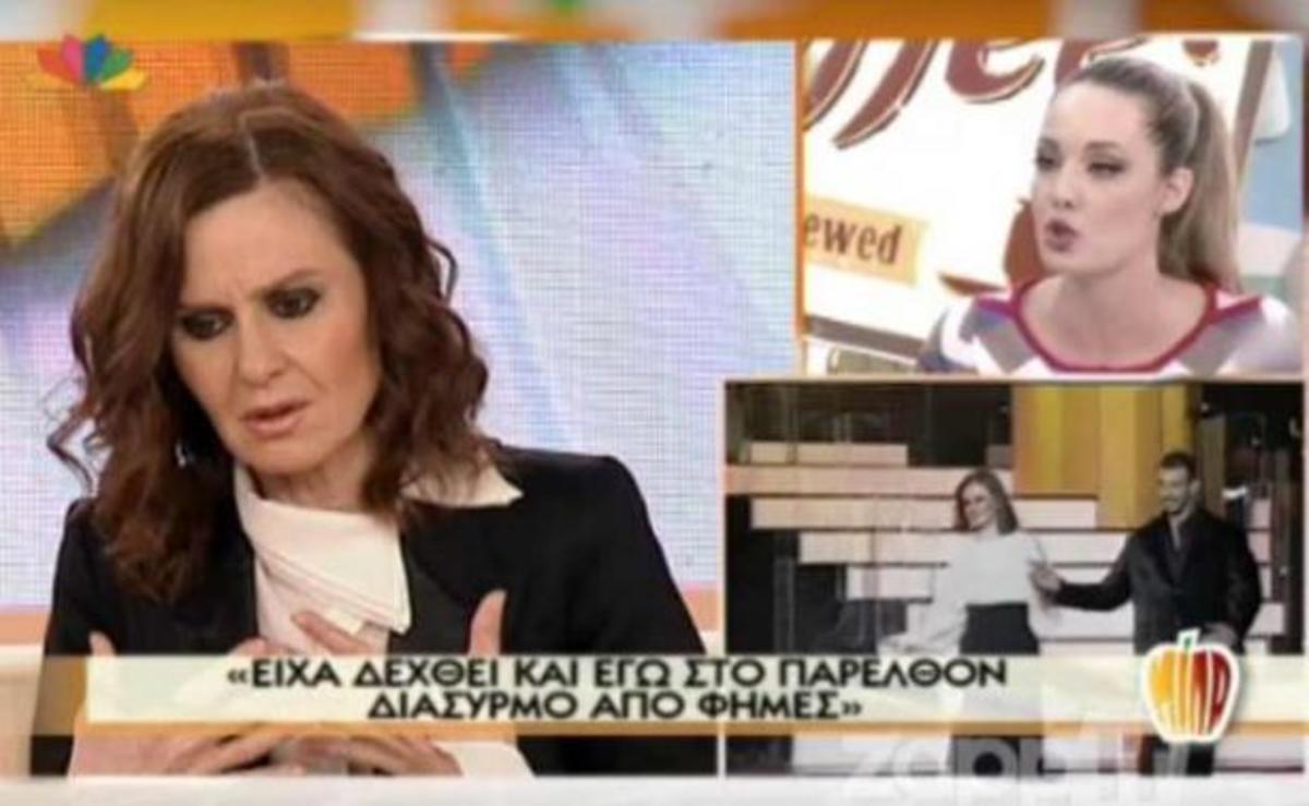 Η Κάτια Δανδουλάκη ΜΙΛΑ στην Τατιάνα για την περίοδο που δέχθηκε λάσπη και συμβουλεύει την Αντωνία Καλλιμούκου   Newsit.gr