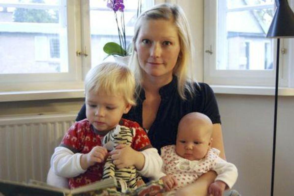 Mεταμόσχευσε τις ωοθήκες της και γέννησε δύο παιδιά! | Newsit.gr