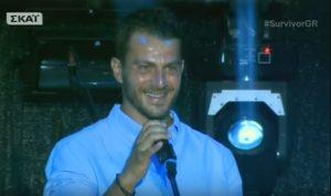 Survivor Αγγελόπουλος: Η Μπαλάντα του κυρ Μέντιου που «έλιωσε» τα κορίτσια [vid]