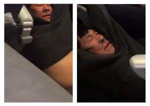 Δικαίωση! Η United Airlines πληρώνει τον γιατρό για τη βίαιη απομάκρυνση από πτήση