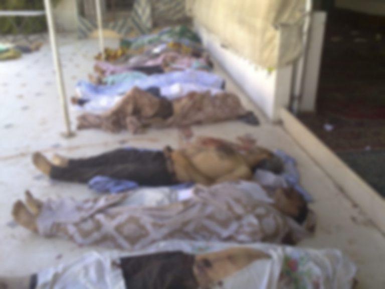 Καταδικάζει η ΕΕ τη σφαγή στη Νταράγια | Newsit.gr
