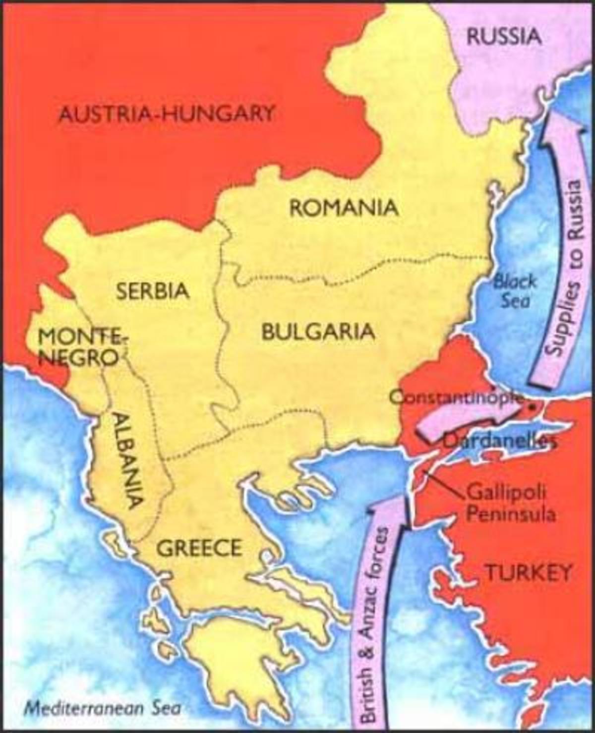 Προειδοποίηση Μόσχας σε Ερντογάν για το Βόσπορο:»Να σεβαστείς τη Συνθήκη για τα Στενά» | Newsit.gr